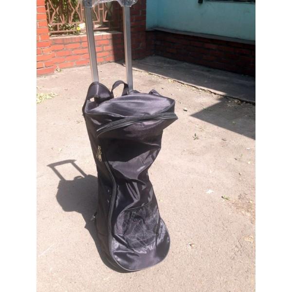 "Сумка-рюкзак для гироскутера 10-10.5"" на колесах"