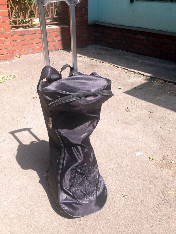сумка для гироборда на колоесах