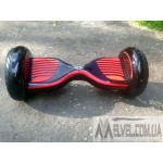 Гироборд SmartWay 10.5 Sport Premium черный