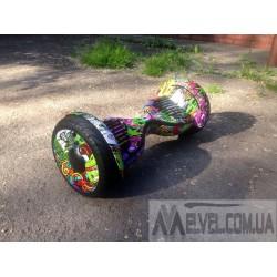 Гироскутер SmartWay 10.5 Sport Premium граффити самобаланс