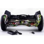 Гироборд SmartWay 10.5 Sport Premium тропики