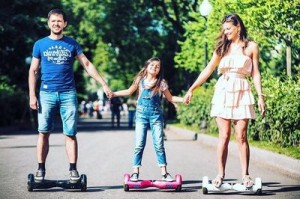 Hoverboard - ховерборд или гироцикл купить в Украине