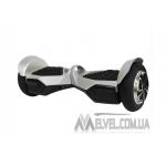 Гироборд Smartway UERA-ESU003 8 дюймов металлик