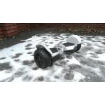 Гироборд Smartway UERA-ESU003 8.5 дюймов серо-черный