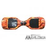 "Гироборд Smartway UERA-ESU010 led пламя 6.5"""