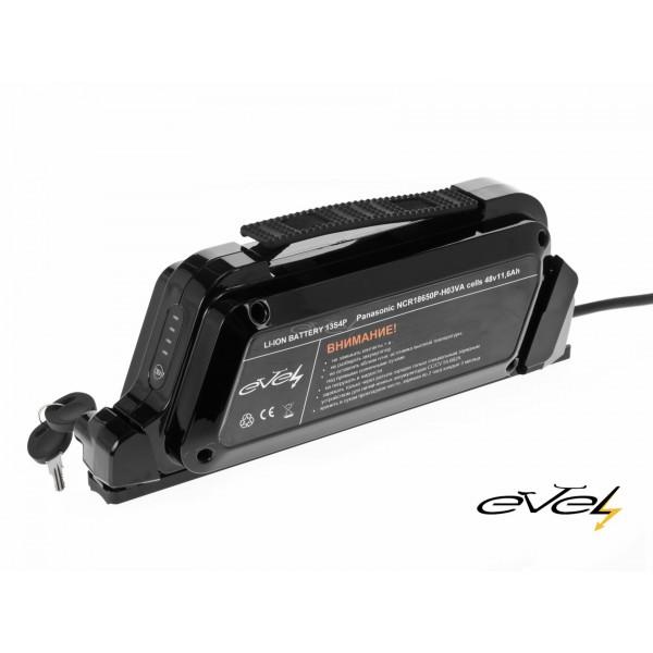 Аккумулятор Panasonic 36P14 Handy для электровелосипеда Li-Ion 36V 14,5Ah